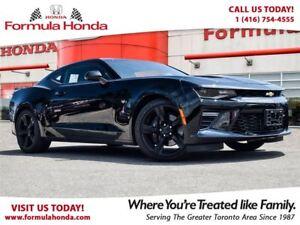2016 Chevrolet Camaro SS | NEAR BRAND NEW! | SPOTLESS INSIDE OUT