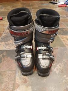 Bottes de ski Technica  - grandeur 25.0  (environ 7)