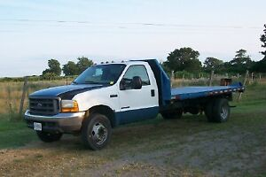 2000 Ford F-450 Super Duty Truck Etested
