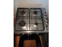 Zanussi hob and oven like new