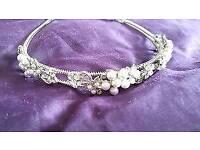 Glitzy secrets tiara headband