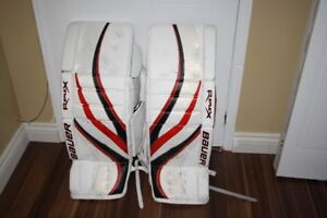 Bauer Senior Goalie Gear