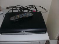 SKY +HD BOX COMPLETE WITH REMOTE CONTROL