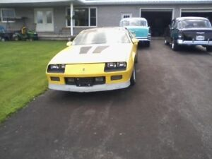 1986 Z28 PROJECT