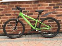 "Carrera Blast 24"" 6061 Aluminium Junior Mountain Bike"