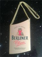 Berliner Pilsner Zapfhahnschild NEU Brandenburg - Bernau Vorschau