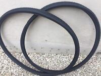 Bicycle tyres (unused)