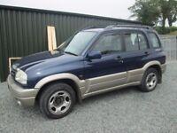 2003 Suzuki Grand Vitara Jeep 16v 2.0 litres