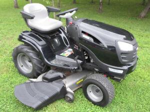Tracteur de jardin craftsman Excellerator GT     28 hp