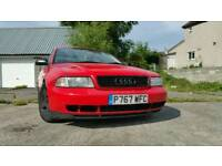**PRICE DROP** Red Shed - Audi A4 TDi (AFN Engine) Ideal T4 engine donor