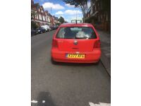 VW Polo for sale . Spares or repair. . Needs clutch pedal bracket/will need to be towed