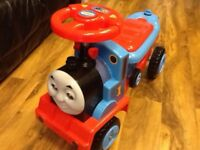 Thomas & Friends 3-in-1 Scooter, New