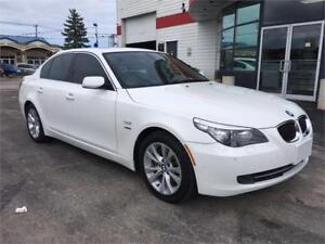 *Safetied* 2010 BMW 5 Series 535i xDrive *AWD**Leather**Sunroof*