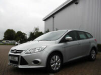 Ford Focus 1.6TDCi Estate Left Hand Drive (LHD)