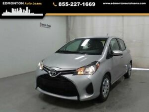 2015 Toyota Yaris LE 4DR TEXT APPROVED 780-907-4401