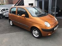 2002 51 Daewoo Matiz SE Plus 0.8 *Ideal First Car* Broad Street Motor Co