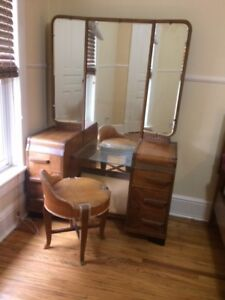 Antique Bedroom set 5pc.and more  MOVING SALE