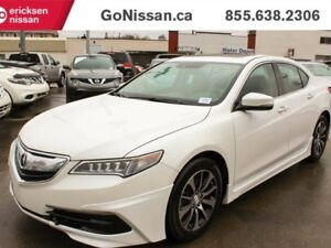 2015 Acura TLX Tech NAVIGATION! LEATHER! SUNROOF !
