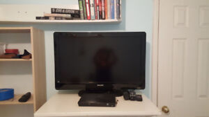 "37"" Philips LED 1080p TV"