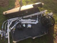 2011 Land Rover discovery 4 complete airbag kit