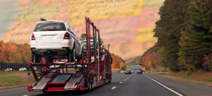 Carrier quoting autos,trucks, trailers going anywhere in Canada