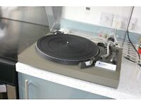 TECHNICS SL-23 F.G.SERVO TURNTABLE