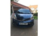 Nissan Note 1.4 Ntec+ 5 dr for sale. Low mileage and 12 mths MOT