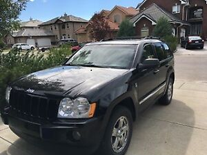 2007 Jeep Grand Cherokee Loaded SUV, Crossover
