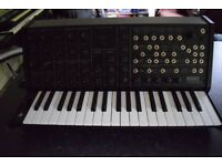 Mint condition KORG MS-20 Mini + 10 patch cables + Power adaptor + Manual
