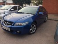 Honda Accord Executive 2.0 petrol Auto -9 months MOT-