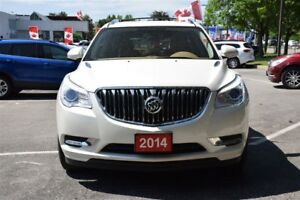 2014 Buick Enclave ONE OWNER WELL MAINTAINED AND JUST TRADED IN.