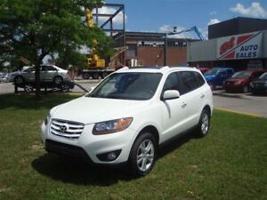 2010 Hyundai Santa Fe Limited 3.5 ~ LEATHER ~ SUNROOF ~ CERTIFIE