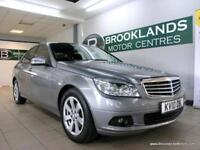 Mercedes C Class 1.8 C 180 CGI BLUEEFFICIENCY SE Auto [6X SERVICES]