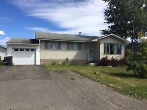 House for rent in Fort St. James