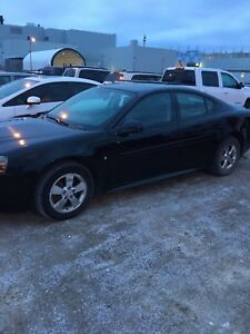06 Grand Prix or 04 Honda Civic. Need to sell 1