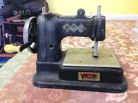 Child's sewing machine