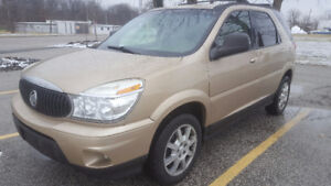 2006 Buick Rendezvous SUV,