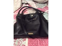 Large black Fiorelli handbag (new)