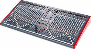 TABLE DE MIXAGE HALLEN HEATH ZED 436 32 ENTREES