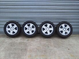 Suzuki Grand Vitara Wheels