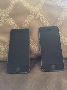 Iphone 5S Bell Virgin Telus Koodo 16Gb clean space grey