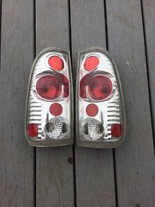 2002 aftermarket tail lights.