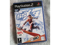 PS2 Game - SSX 3