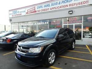 2013 Dodge Journey,7 PASS,1-OWNER,NO ACCIDENTS,DEALER MAINTAIEND