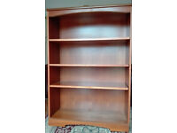 Real wooden bookcase by Sakol