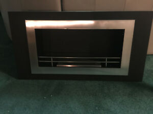 Lorenzo Recessed Bio Flame Fireplace