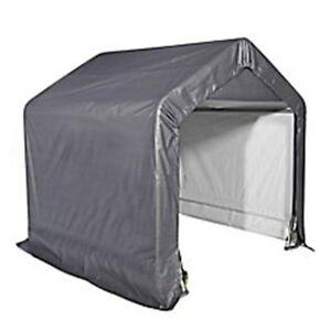 Tempo style storage shelter