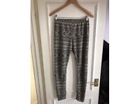 River Island leggings size 12