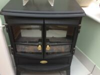 Dimplex electric flame effect fire 3settings reason for for sale changing decor