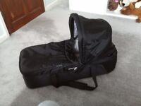 Baby jogger compact carry cot. Excellent condition